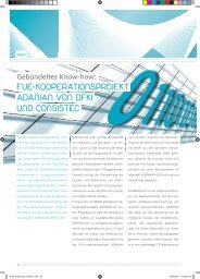 Artikel als pdf lesen - Consistec Engineering und Consulting GmbH