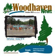 October 2013 - Woodhaven Association