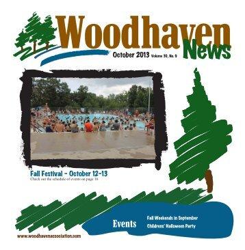 October 2013 - Woodhaven Association