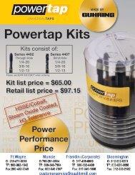 POWER PRICE
