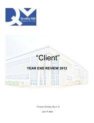 """""""Client"""""""