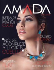 Amada Magazine - En su 9º Ediciòn