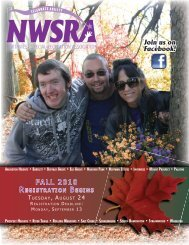 NWSRA Fall 10.indd