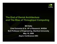The End of Denial Architecture and The Rise of Throughput ...