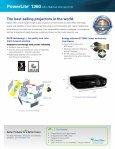 Powerlite® 1260 - Page 2