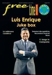 Free time magazine Pianeta latino