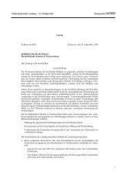 Qualifizierung für die Region - ProReKo