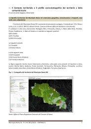 cap 1 Il Contesto territoriale e il profilo socio ... - Civica Roma 19