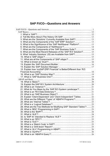 Sap fico pdf download