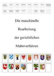 Die maschinelle Bearbeitung der gerichtlichen ... - Brandenburg.de