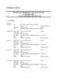 Plan général de travail (PDF, 63 kB) - Opera-Studio
