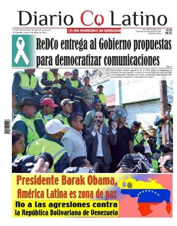 Edición 04 de Mayo de 2015