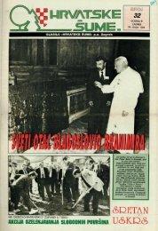 HRVATSKE ŠUME 32 (28.3.1994)