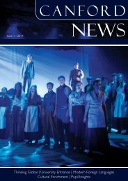 Canford News Issue 1 2014