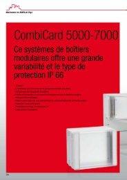 CombiCard 5000-7000 - Bopla
