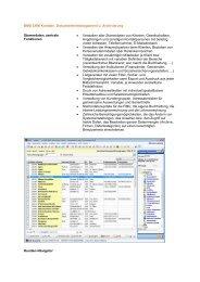BMD CRM Kontakt-, Dokumentenmanagement u. Archivierung ...