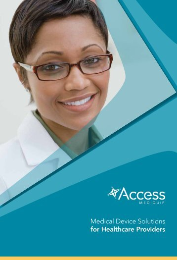 Medical Device Solutions for Healthcare Providers - Access MediQuip