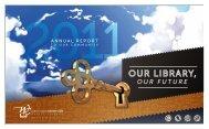 2011 Annual Report - Washington Centerville Public Library