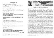 Wochenblatt 26-28 - Sancta familia