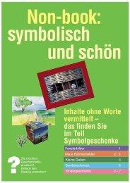Inhalte ohne Worte vermittelt - Theologische Buchhandlung Jost AG