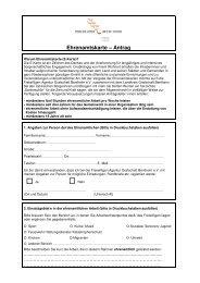 Ehrenamtskarte – Antrag - Freiwilligen Agentur Grafschaft Bentheim