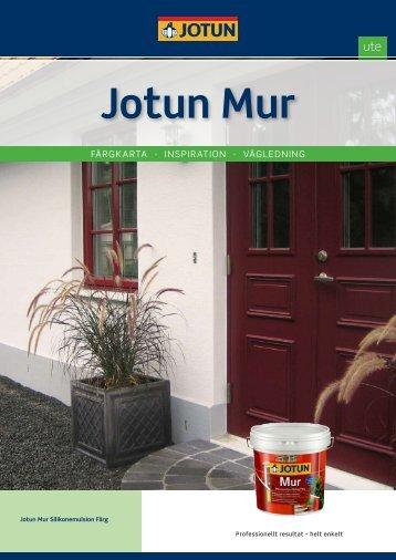 Jotun Mur - Lovelyhome.se