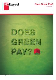 Does Green Pay? - ProFacility.be