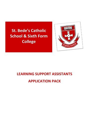 St. Bede's Catholic School & Sixth Form College
