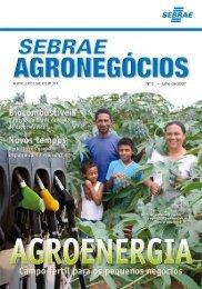 Revista Sebrae Agronegócios