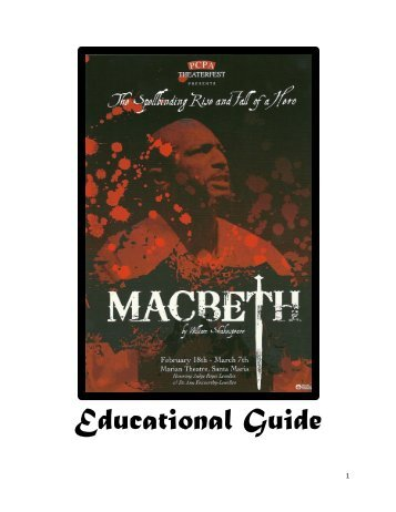 Macbeth: At a Glance | Study Guide | Test Prep | CliffsNotes
