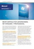 Windows 7 - Systemhaus Knoblauch GmbH - Seite 6