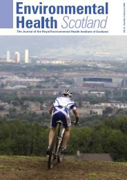 Download REHIS Journal 21/3 (Autumn 2009) - The Royal ...