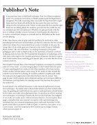 Next Level Bassist SPRING 2015 - Page 3
