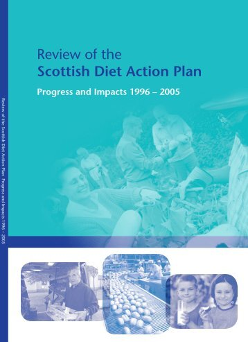 Review of the Scottish Diet Action Plan - Food and Health Alliance