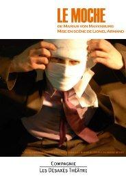 DP Le moche mayenburg armand 2012.pdf - Compagnie Les ...