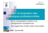 GPMC : Journée REX - Anfh