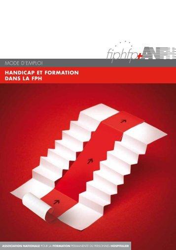 Téléchargez la brochure - ANFH