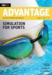 ANSYS Advantage Magazine - Volume 6, Issue 2