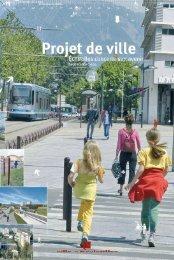 Projet de ville - Echirolles