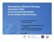 Developing a National Strategy and Action Plan for Environmental ...