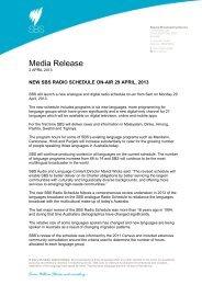 Media Release - Glas Slovenije