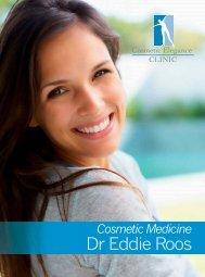 Cosmetic Medicine by Dr Eddie Roos