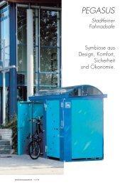PEGASUS vertikales Parken - minimaler ... - Orion Bausysteme GmbH