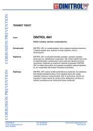 dinitrol 4941