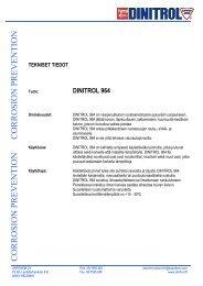 dinitrol 964
