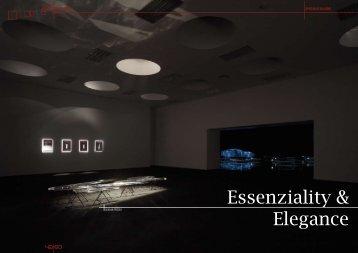 Essenziality & Elegance - Ivana Riggi
