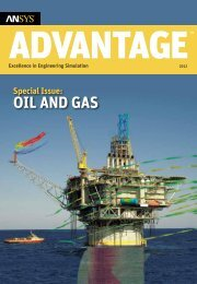 ANSYS Advantage Magazine Special Oil and Gas Issue