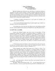 1 PAR L'INTÉRIEUR PAR L'EXTÉRIEUR OU PAR EN ... - Denis Tarko