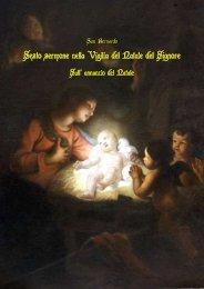 Sesto sermone nella Vigilia del Natale del Signore - Associazione ...