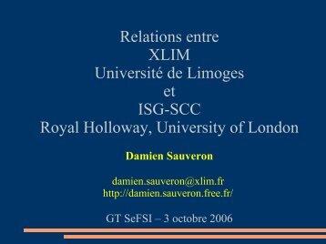 THE ORIGINAL JAVA CARD GRID - Damien Sauveron